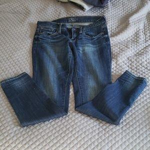 Lucky Brand- Charlie Skinny Jeans
